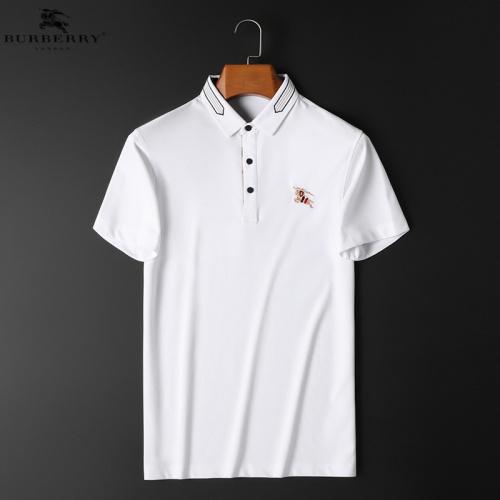 Burberry T-Shirts Short Sleeved For Men #853835