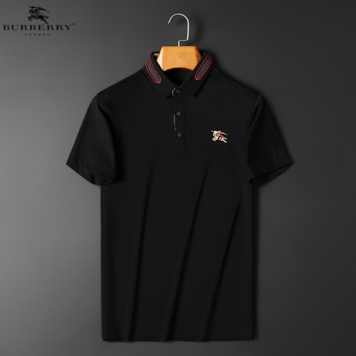 Burberry T-Shirts Short Sleeved For Men #853836