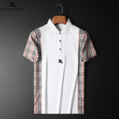 Burberry T-Shirts Short Sleeved For Men #853838
