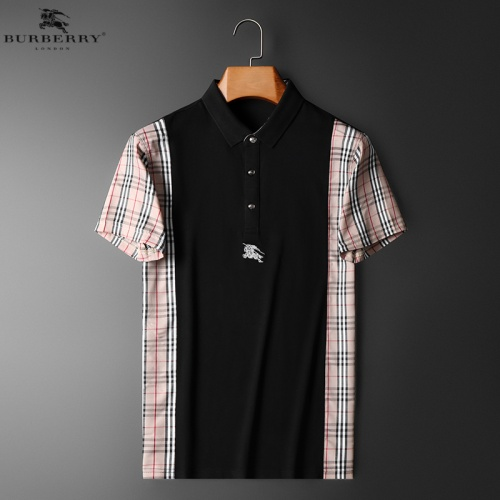 Burberry T-Shirts Short Sleeved For Men #853839