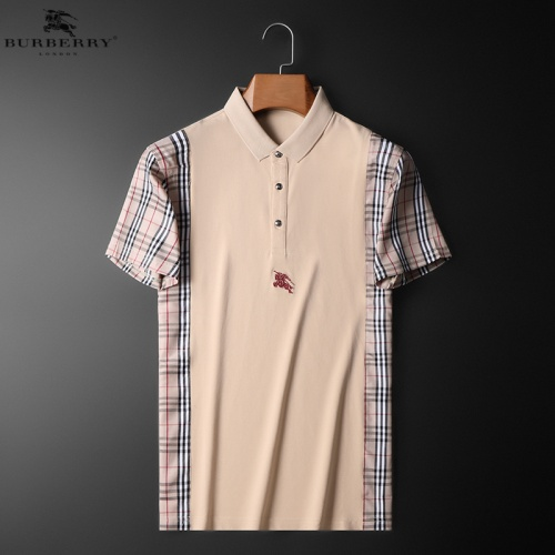 Burberry T-Shirts Short Sleeved For Men #853840