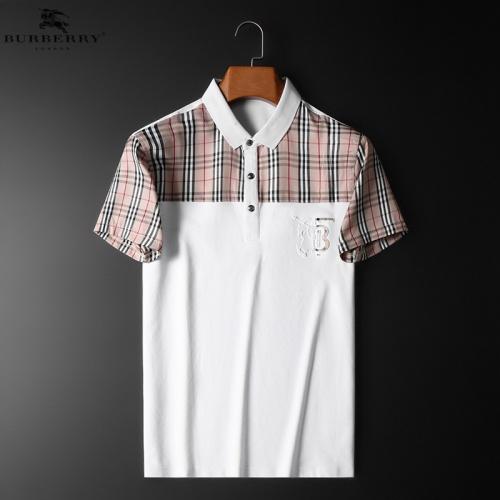 Burberry T-Shirts Short Sleeved For Men #853841