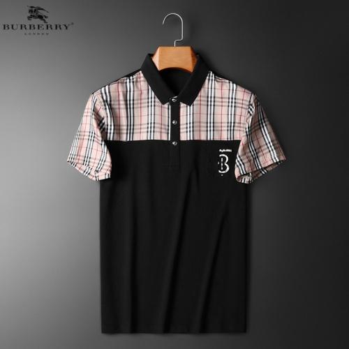 Burberry T-Shirts Short Sleeved For Men #853842