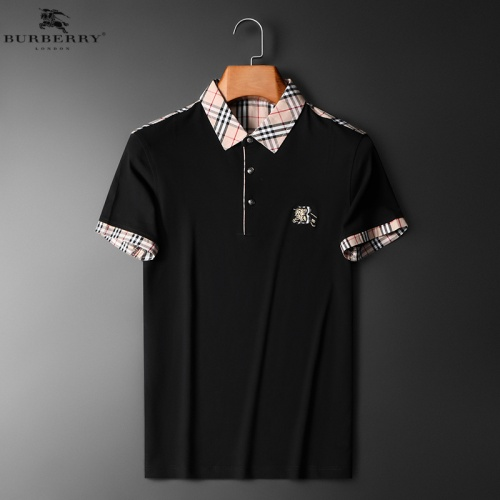Burberry T-Shirts Short Sleeved For Men #853846