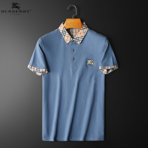 Burberry T-Shirts Short Sleeved For Men #853847