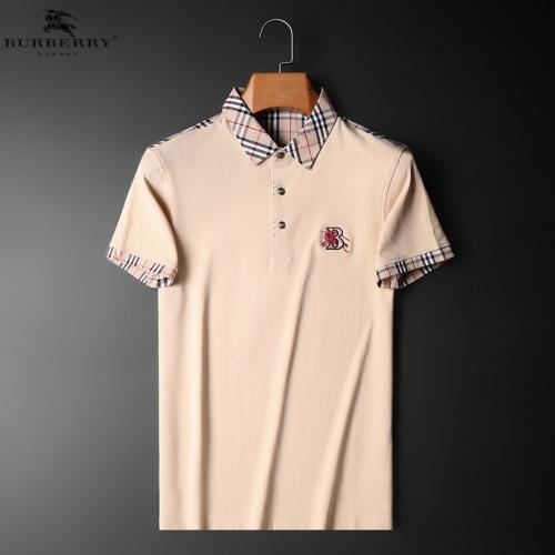 Burberry T-Shirts Short Sleeved For Men #853848