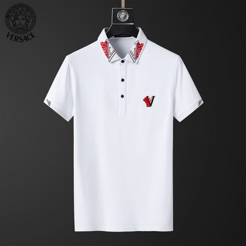 Versace T-Shirts Short Sleeved For Men #853850