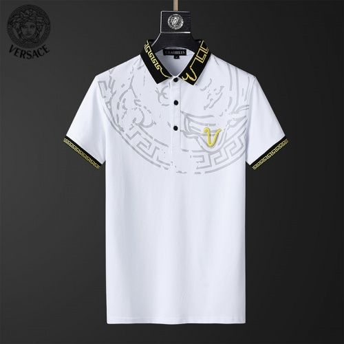 Versace T-Shirts Short Sleeved For Men #853853