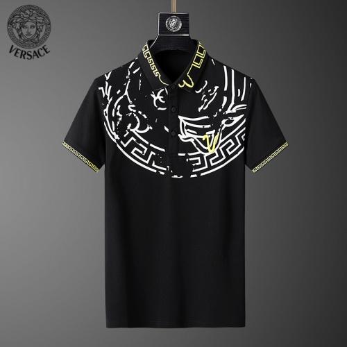 Versace T-Shirts Short Sleeved For Men #853855