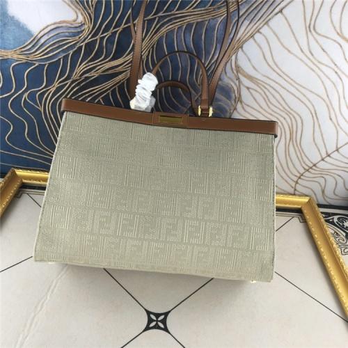 Fendi AAA Quality Handbags For Women #854033