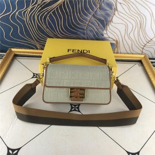Fendi AAA Messenger Bags For Women #854034