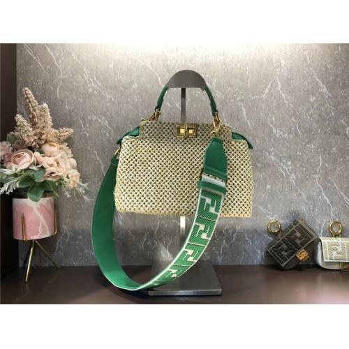Fendi AAA Messenger Bags For Women #854035