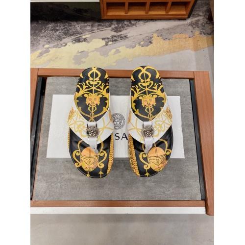 Versace Slippers For Men #854062