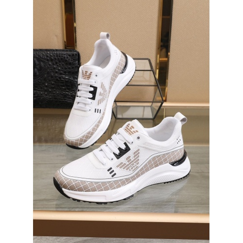 Armani Casual Shoes For Men #854087