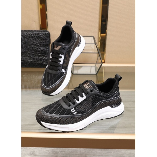Armani Casual Shoes For Men #854089