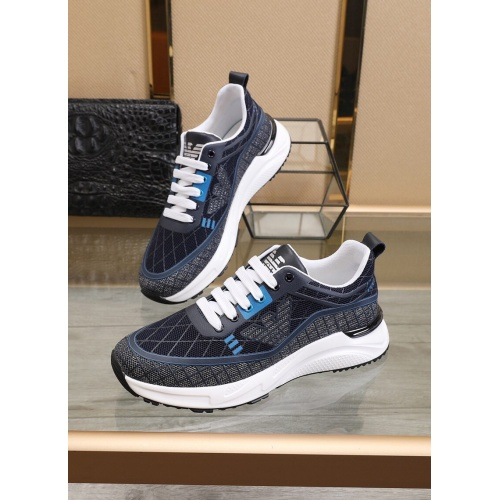 Armani Casual Shoes For Men #854091