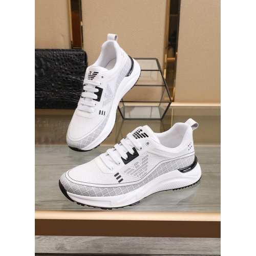 Armani Casual Shoes For Men #854092