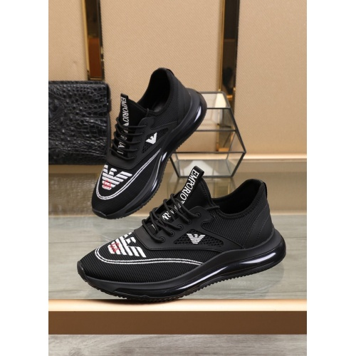 Armani Casual Shoes For Men #854095