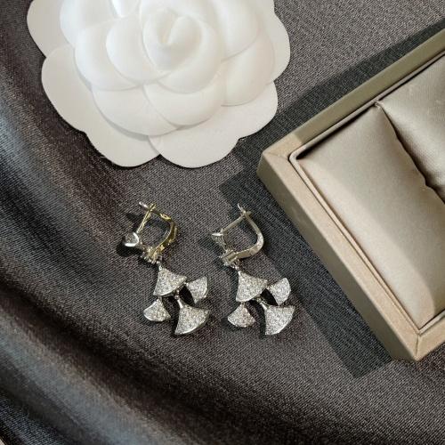 Bvlgari Earrings #854182 $38.00 USD, Wholesale Replica Bvlgari Earrings