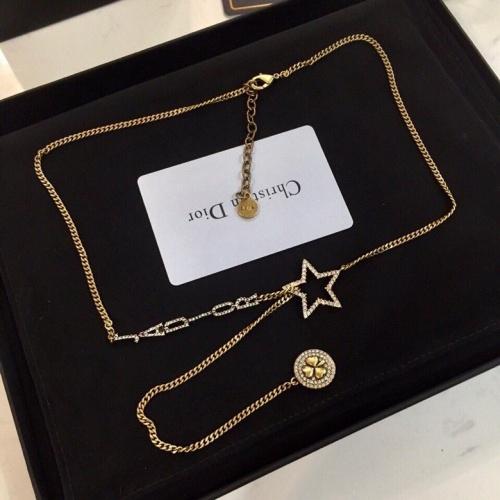Christian Dior Necklace #854236 $34.00, Wholesale Replica Christian Dior Necklace