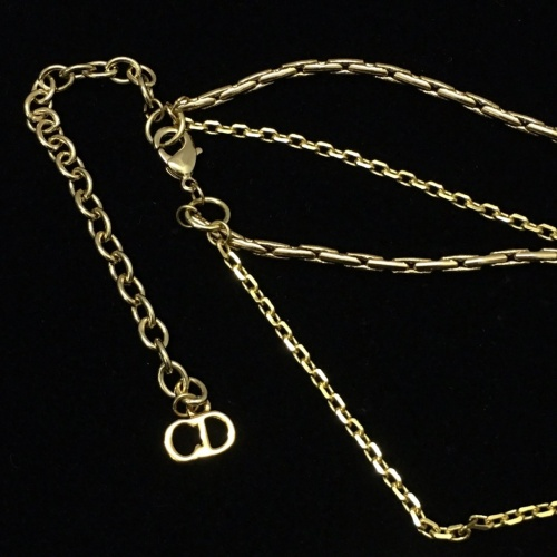 Christian Dior Necklace #854246 $48.00, Wholesale Replica Christian Dior Necklace