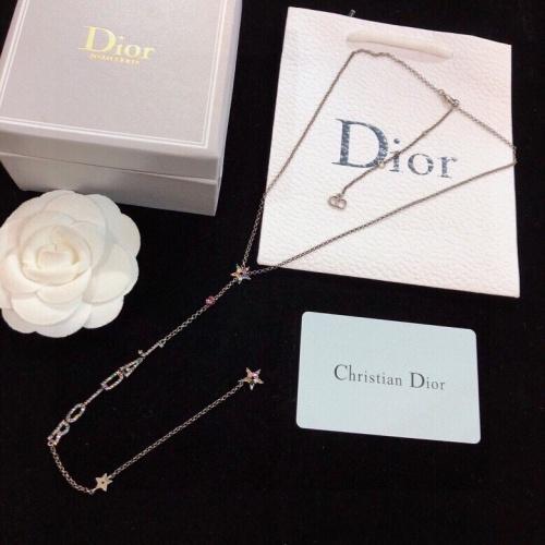 Christian Dior Necklace #854252 $38.00, Wholesale Replica Christian Dior Necklace