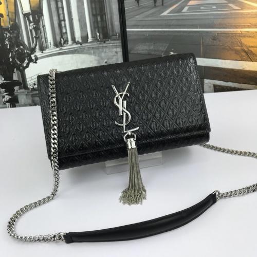 Yves Saint Laurent YSL AAA Messenger Bags For Women #854295 $98.00 USD, Wholesale Replica Yves Saint Laurent YSL AAA Messenger Bags