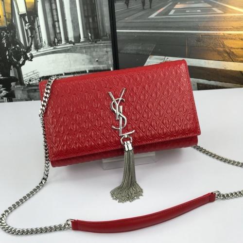 Yves Saint Laurent YSL AAA Messenger Bags For Women #854297 $98.00 USD, Wholesale Replica Yves Saint Laurent YSL AAA Messenger Bags