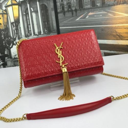 Yves Saint Laurent YSL AAA Messenger Bags For Women #854298 $98.00 USD, Wholesale Replica Yves Saint Laurent YSL AAA Messenger Bags