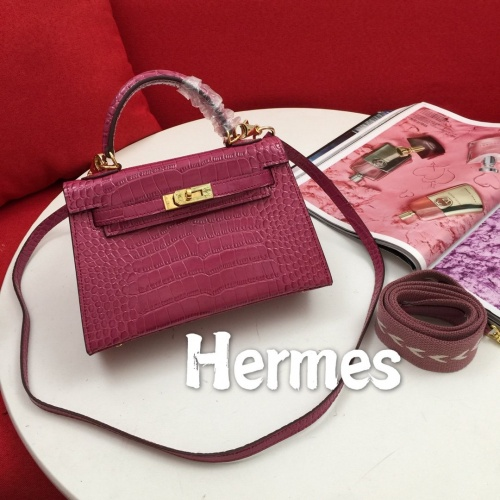 Hermes AAA Quality Messenger Bags For Women #854308