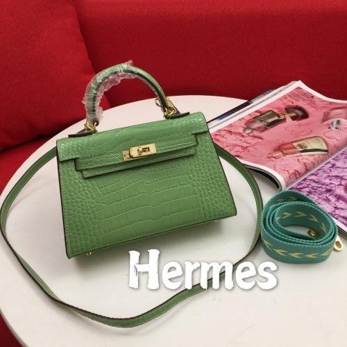 Hermes AAA Quality Messenger Bags For Women #854311