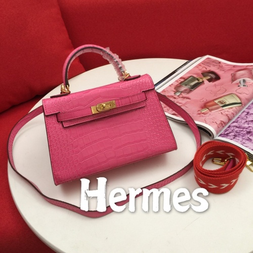 Hermes AAA Quality Messenger Bags For Women #854312