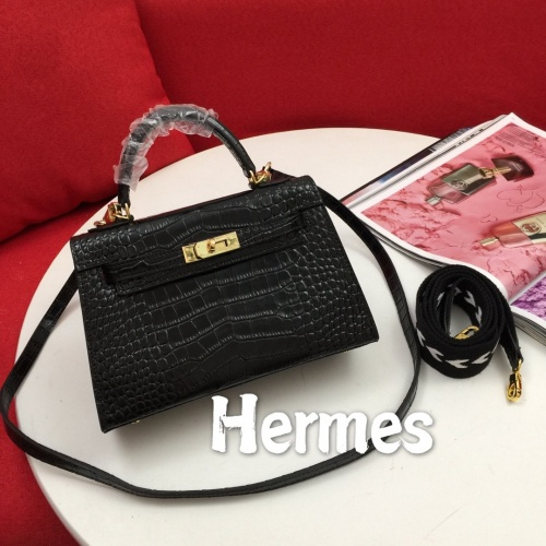Hermes AAA Quality Messenger Bags For Women #854314
