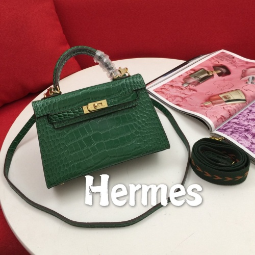 Hermes AAA Quality Messenger Bags For Women #854315