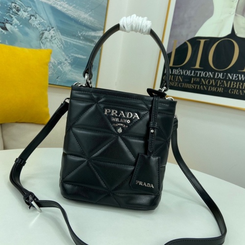 Prada AAA Quality Messeger Bags For Women #854333