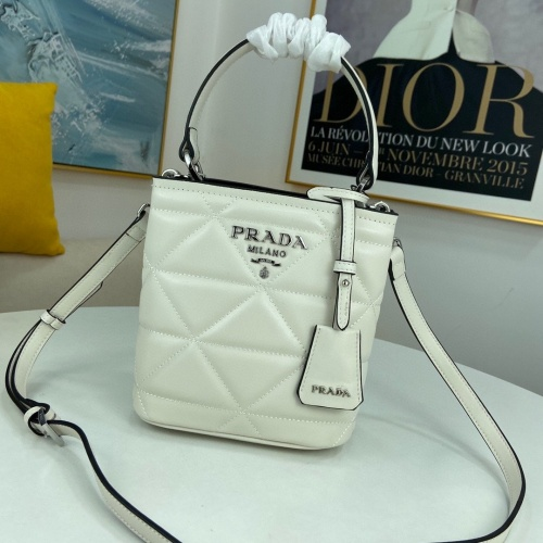 Prada AAA Quality Messeger Bags For Women #854334