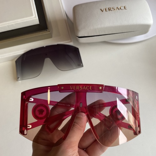 Versace AAA Quality Sunglasses #854358