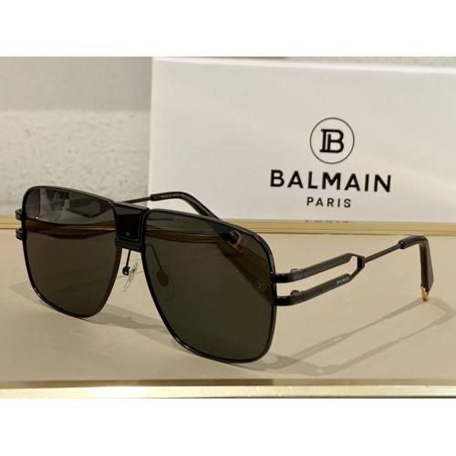 Balmain AAA Quality Sunglasses #854367