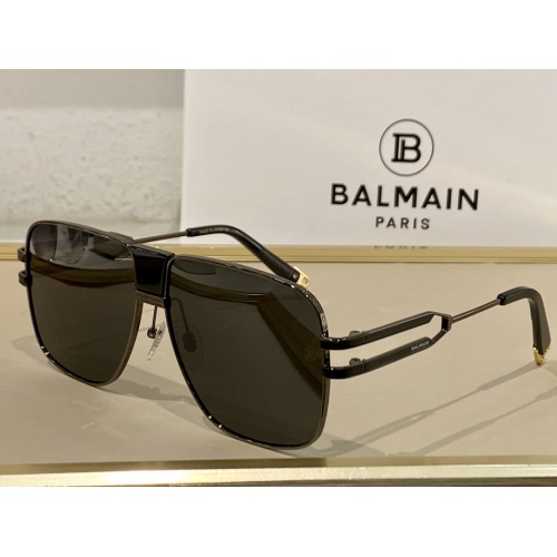 Balmain AAA Quality Sunglasses #854368