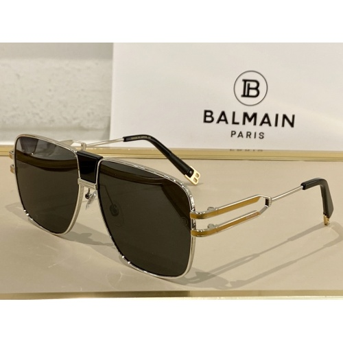 Balmain AAA Quality Sunglasses #854369