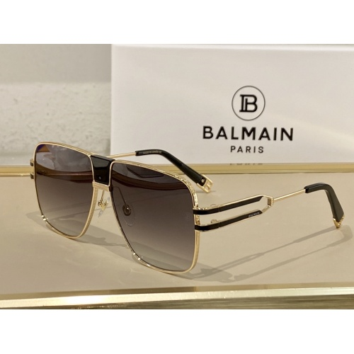 Balmain AAA Quality Sunglasses #854370