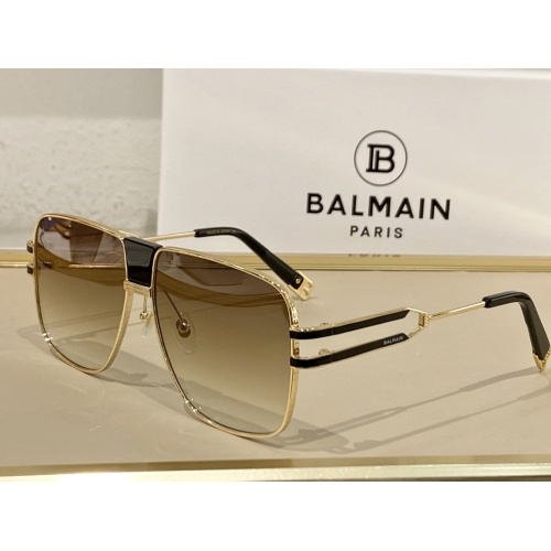 Balmain AAA Quality Sunglasses #854371