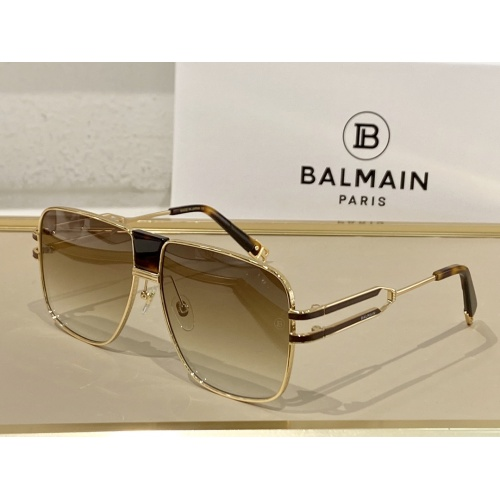 Balmain AAA Quality Sunglasses #854372