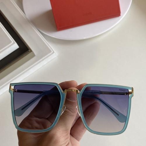 Fendi AAA Quality Sunglasses #854376