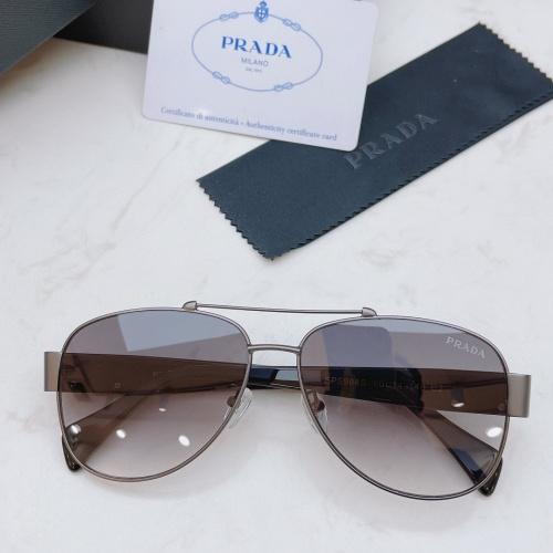 Prada AAA Quality Sunglasses For Men #854430