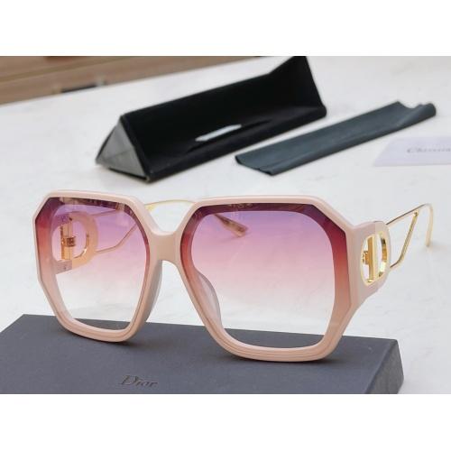 Christian Dior AAA Quality Sunglasses #854472