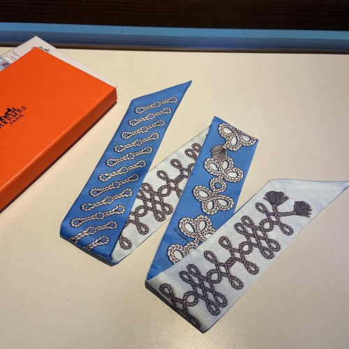 Hermes Silk Scarf #854501