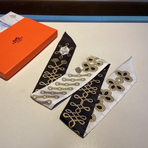 Hermes Silk Scarf #854502