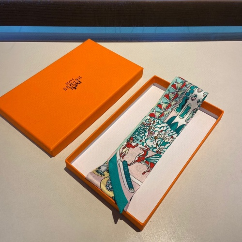Hermes Silk Scarf #854509