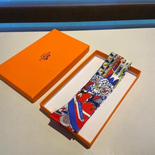 Hermes Silk Scarf #854511 $32.00 USD, Wholesale Replica Hermes Scarf